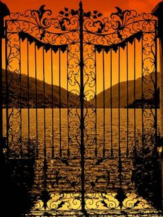 Enter the Narrow Gate